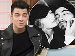 EDITORIAL USE ONLY. NO MERCHANDISING. IN US EXCLUSIVE RATES APPLY\nMandatory Credit: Photo by S Meddle/ITV/REX/Shutterstock (5658991r)\nDNCE - Joe Jonas \n'Good Morning Britain' TV show, London, Britain - 22 Apr 2016\n