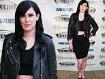 """LOS ANGELES, CA - APRIL 22:  Rumer Willis joins cast of """"The Unauthorized Musical Parody of The Devil Wears Prada"""" at Rockwell Table & Stage on April 22, 2016 in Los Angeles, California.  (Photo by Gabriel Olsen/Getty Images)"""