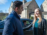 FROM ITV\n\nSTRICT EMBARGO - No Use Before Sunday 24 April 2016\n\nEmmerdale - Ep 7496\n\nFriday 6 May 2016\n\nCain Dingle [JEFF HORDLEY] glowers to see Belle Dingle [EDEN TAYLOR-DRAPER] with Rakesh Kotecha [PASHA BOCARIE] - knowing she is dating a married man.  Could Cain get the wrong idea?\n\nPicture contact: david.crook@itv.com on 0161 952 6214\n\nPhotographer - Andrew Boyce\n\nThis photograph is (C) ITV Plc and can only be reproduced for editorial purposes directly in connection with the programme or event mentioned above, or ITV plc. Once made available by ITV plc Picture Desk, this photograph can be reproduced once only up until the transmission [TX] date and no reproduction fee will be charged. Any subsequent usage may incur a fee. This photograph must not be manipulated [excluding basic cropping] in a manner which alters the visual appearance of the person photographed deemed detrimental or inappropriate by ITV plc Picture Desk. This photograph must not be syndicated to any o