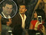 Exclusive... 52033222 'Fifty Shades Darker' star Jamie Dornan and his wife, Amelia Warner, enjoy Rihanna's performance during a date night in Vancouver, Canada on April 24, 2016. FameFlynet, Inc - Beverly Hills, CA, USA - +1 (310) 505-9876