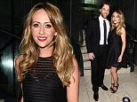Celebs Samia Ghadie,Sylvain Longchambon,Jane Danson,Robert Beck And Rowetta At The Joining Jack Charity Function At The Hilton Hotel In Manchester\\nPICTURES BY STEPHEN  FARRELL\\n\\n******non exc*****