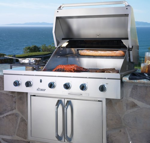 dacor outdoor grill