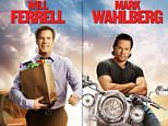 No Merchandising. Editorial Use Only. No Book Cover Usage\nMandatory Credit: Photo by Moviestore/REX/Shutterstock (5335962d)\nWill Ferrell, Mark Wahlberg\nDaddys Home - 2015\n\n