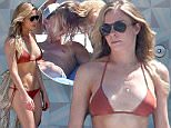 Picture Shows: LeAnn Rimes  April 22, 2016\n \n * Call TM In LA For Pricing *\n \n Couple LeAnn Rimes and Eddie Cibrian are seen relaxing poolside with friends in Cabo San Lucas, Mexico. The pair are celebrating their 5 year anniversary today. They were married at a private home on April 22, 2011. \n \n Exclusive\n UK RIGHTS ONLY\n \n Pictures by : FameFlynet UK © 2016\n Tel : +44 (0)20 3551 5049\n Email : info@fameflynet.uk.com