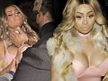 Blac Chyna refuses to kiss back fan who tries to kiss her before arriving to event in LA\n\nPictured: Blac Chyna refuses to kiss back fan who tries to kiss her before arriving to event in LA\nRef: SPL1269653  240416  \nPicture by: Pap Nation / Splash News\n\nSplash News and Pictures\nLos Angeles: 310-821-2666\nNew York: 212-619-2666\nLondon: 870-934-2666\nphotodesk@splashnews.com\n