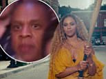 """24 April 2016\n**** STRICTLY NOT AVAILABLE FOR USA ***\nSinger Beyonce releases her much anticipated visual album """"Lemonade"""". All the videos for album were shown during a special event on HBO before being released on Tidal.\nTracklist:\n1. Pray You Catch Me\n2. Hold Up\n3. Donít Hurt Yourself ft. Jack White\n4. Sorry\n6 Inch ft. The Weeknd\n7. Daddy Lessons\n8. Love Drought\n9. Sandcastles\n10. Forward ft. James Blake\n11. Freedom ft. Kendrick Lamar\n12. All Night\n13. Formation\nXPOSURE PHOTOS DOES NOT CLAIM ANY COPYRIGHT OR LICENSE IN THE ATTACHED MATERIAL. ANY DOWNLOADING FEES CHARGED BY XPOSURE ARE FOR XPOSURE'S SERVICES ONLY, AND DO NOT, NOR ARE THEY INTENDED TO, CONVEY TO THE USER ANY COPYRIGHT OR LICENSE IN THE MATERIAL. BY PUBLISHING THIS MATERIAL , THE USER EXPRESSLY AGREES TO INDEMNIFY AND TO HOLD XPOSURE HARMLESS FROM ANY CLAIMS, DEMANDS, OR CAUSES OF ACTION ARISING OUT OF OR CONNECTED IN ANY WAY WITH USER'S PUBLICATION OF THE MATERIAL. \nBYLINE MUST READ :  PARKWOOD/XPOSURE"""