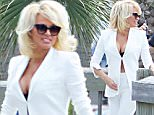 *EXCLUSIVE* Tybee, GA - Pamela Anderson, veteran of the Baywatch TV Series, shows up to the set. As of a couple of months ago, the actress was not keen on making an appearance in the film, but it looks as though she might have changed her mind after all. \n  \nAKM-GSI      April 21, 2016\nTo License These Photos, Please Contact :\nSteve Ginsburg\n(310) 505-8447\n(323) 423-9397\nsteve@akmgsi.com\nsales@akmgsi.com\nor\nMaria Buda\n(917) 242-1505\nmbuda@akmgsi.com\nginsburgspalyinc@gmail.com
