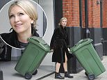 Picture Shows: Caprice Bourret  April 22, 2016\n \n * Min mag Fee �200 Per Picture *\n * Min Web Fee �50 Per Picture *\n \n American businesswoman Caprice Bourret seen taking out the rubbish bins at her home in London, England.\n \n Caprice was rocking comfy casual in a black robe and leather ankle boots.\n \n * Min mag Fee �200 Per Picture *\n * Min Web Fee �50 Per Picture *\n \n Exclusive All Rounder\n WORLDWIDE RIGHTS\n Pictures by : FameFlynet UK � 2016\n Tel : +44 (0)20 3551 5049\n Email : info@fameflynet.uk.com