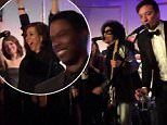 "Published on Apr 22, 2016\n""Goodnight, sweet Prince...""\nFilmed by SNL alum Tim Kazurinsky (@timkazurinsky) standing on his tiptoes. At the SNL40 After Party at the Plaza Hotel in NYC, Jimmy Fallon coaxed music icon Prince onstage to give what would be a legendary impromptu performance. Here it is in its entirety. \n\nAlso featuring Emma Stone on tambourine, Martin Short, Bill Murray, Jim Carrey, Maya Rudolph and many more.\n\n"
