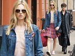 Andreja Pejic out and about with a friend in the East Village in NYC.\n\nPictured: Andreja Pejic\nRef: SPL1270782  260416  \nPicture by: Alberto Reyes/Splash News\n\nSplash News and Pictures\nLos Angeles: 310-821-2666\nNew York: 212-619-2666\nLondon: 870-934-2666\nphotodesk@splashnews.com\n