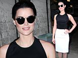Picture Shows: Jaimie Alexander  April 26, 2016\n \n Celebrities at 'Live with Kelly & Michael' in New York City, New York.\n \n Non Exclusive\n UK RIGHTS ONLY\n \n Pictures by : FameFlynet UK © 2016\n Tel : +44 (0)20 3551 5049\n Email : info@fameflynet.uk.com