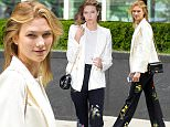 Mandatory Credit: Photo by Startraks Photo/REX/Shutterstock (5661838a)\nKarlie Kloss\nKarlie Kloss out and about, New York, America - 26 Apr 2016\n