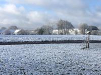Fotostrecke Winter in der Region im April