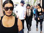Kim Kardashian, Rob Kardashian & Blac Chyna have lunch at Nat'n Al's in Beverly Hills\n\nPictured: Kim Kardashian, Rob Kardashian & Blac Chyna\nRef: SPL1269765  260416  \nPicture by: LA Photo Lab / Splash News\n\nSplash News and Pictures\nLos Angeles: 310-821-2666\nNew York: 212-619-2666\nLondon: 870-934-2666\nphotodesk@splashnews.com\n
