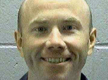 In this undated file photo released by the Georgia Department of Corrections, death row inmate Daniel Anthony Lucas is seen. Lucas, 37, was sentenced to die in 1999 for the killings of Steven Moss, 37, his 11-year-old son Bryan and 15-year-old daughter Kristin, who interrupted a burglary at their home near Macon in central Georgia. Lucas is scheduled to be executed Wednesday, April 27, 2016  at the state prison in Jackson. (Georgia Department of Corrections via AP, File)