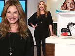 JULIA ROBERTS joins The Ellen DeGeneres Show\nStar of 2 upcoming summer blockbusters ¿Money Monster¿ and ¿Mother¿s Day¿ JULIA ROBERTS joins ¿The Ellen DeGeneres Show¿ on Thursday, April 28th.  Julia talks to Ellen about being in Taylor Swifts squad and how her kids attended a concert with her and encouraged Julia to get on stage and dance with Taylor.  Julia also shares with Ellen that she is not always the biggest fan of having dinner with ¿Money Monster¿ co-star George Clooney.  Plus, Julia plays an HSN host in ¿Mothers Day¿ and Ellen asks her to play a hilarious game called ¿Pitch Please¿. \n