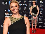 Jodie Kidd attending the BT Sport Industry Awards 2016 at Battersea Evolution, in London. PRESS ASSOCIATION Photo. Picture date: Thursday April 28, 2016. Photo credit should read: Ian West/PA Wire