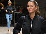 Mandatory Credit: Photo by Startraks Photo/REX/Shutterstock (5668263i)\nGisele Bundchen\nGisele Bundchen out and about, New York, America - 28 Apr 2016\nSuper Model Gisele Bundchen Leaving her Apartment\n