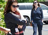 EXCLUSIVE: ** PREMIUM EXCLUSIVE RATES APPLY**NO NY PAPERS**  Anne Hathaway seen for the first time since becoming a mother in Los Angeles, CA\n\nPictured: ANNE HATHAWAY\nRef: SPL1270689  270416   EXCLUSIVE\nPicture by:  Splash News\n\nSplash News and Pictures\nLos Angeles: 310-821-2666\nNew York: 212-619-2666\nLondon: 870-934-2666\nphotodesk@splashnews.com\n