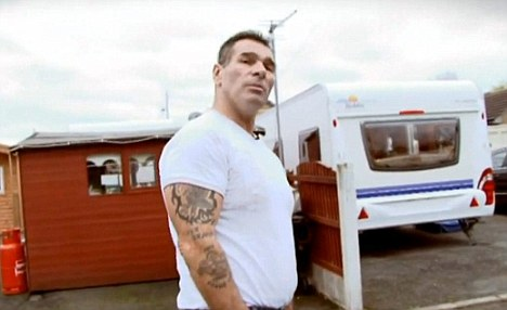 The Channel 4 documentary showed members of the travelling community resolving disputes with bare knuckle fights