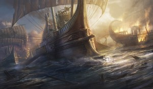 Rome-2-Sea-battle-concept-art
