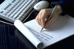 essay writing on distance education