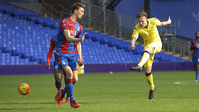 U21S REPORT: UNITED HELD AT PALACE