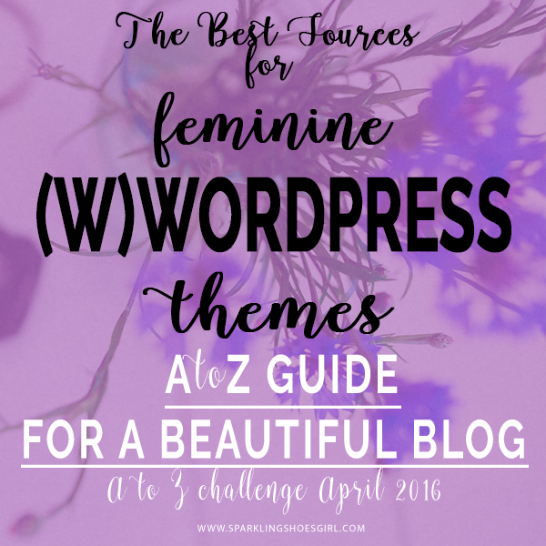 best sources for feminine wordpress themes