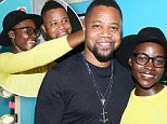 Backstage at the Broadway play Eclipsed at the Golden Theatre.\nFeaturing: Lupita Nyong'o, Cuba Gooding Jr.\nWhere: New York, New York, United States\nWhen: 29 Apr 2016\nCredit: Joseph Marzullo/WENN.com\n**No Contact Music**