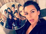 eURN: AD*204563734  Headline: Kardashian Girls' Night In Caption: Kim Kardashian, Khloe Kardashian, Kourtney Kardashian, Malika or the other one, Jen Atkin Photographer:  Loaded on 30/04/2016 at 03:36 Copyright:  Provider: Snapchat  Properties: RGB PNG Image (9216K 2672K 3.4:1) 2048w x 1536h at 96 x 96 dpi  Routing: DM News : News (EmailIn) DM Online : Online Previews (Miscellaneous), CMS Out (Miscellaneous), LA Social Media (Miscellaneous), LA Basket (Miscellaneous)  Parking: