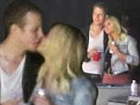 EXCLUSIVE: **PREMIUM EXCLUSIVE RATES APPLY** *NO USA TV UNTIL 8PM PST, APRIL 28**\\nMiranda Lambert kisses boyfriend Anderson East whilst watching Chris Stapleton perform in LA. Miranda watched Anderson perform the opening act at the Greek Theater from the side of the stage before being joined by Anderson to watch the main show. The happy couple were seen being affectionate, sharing kisses as they enjoyed a couple of drinks. \\n\\nPictured: Miranda Lambert, Anderson East\\nRef: SPL1271805  280416   EXCLUSIVE\\nPicture by: Splash News\\n\\nSplash News and Pictures\\nLos Angeles: 310-821-2666\\nNew York: 212-619-2666\\nLondon: 870-934-2666\\nphotodesk@splashnews.com\\n