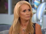 BEVERLY HILLS, CA. - Tuesday, April 26, 2016.  Part 2 of 3. Reunion dramas continue with Yolanda confronting the ladies for questioning her health issues. In addition, Kim Richards returns to address her difficult year, and Eileen corners Lisa Vanderpump about not understanding her. With Kyle Richards, Lisa Vanderpump, Yolanda Foster Hadid, Lisa Rinna, Eileen Davidson, Kathryn Edwards and Erika Girardi.