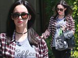 eURN: AD*204556723  Headline: *EXCLUSIVE* Megan Fox visits Andy LeCompte Salon Caption: *EXCLUSIVE* West Hollywood, CA - Actress and model Megan Fox exits Andy LeCompte Salon in West Hollywood, following new rumors that she and Brian Austin Green are now moving back in together.   AKM-GSI    April 29, 2016  To License These Photos, Please Contact : Steve Ginsburg (310) 505-8447 (323) 423-9397 steve@akmgsi.com sales@akmgsi.com or Maria Buda (917) 242-1505 mbuda@akmgsi.com ginsburgspalyinc@gmail.com Photographer: FAFL POER  Loaded on 30/04/2016 at 00:48 Copyright:  Provider: AKM-GSI-XPOSURE  Properties: RGB JPEG Image (19997K 2093K 9.6:1) 2133w x 3200h at 300 x 300 dpi  Routing: DM News : GeneralFeed (Miscellaneous) DM Showbiz : SHOWBIZ (Miscellaneous) DM Online : Online Previews (Miscellaneous), CMS Out (Miscellaneous)  Parking: