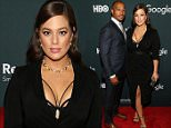 """WASHINGTON, DC - APRIL 29:  Model Ashley Graham attends the Google/HBO celebration of """"All The Way"""" during White House Correspondents' weekend at the Renwick Gallery on April 29, 2016 in Washington, DC.  (Photo by Paul Morigi/Getty Images for Google)"""