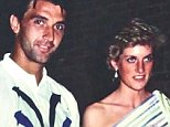 """Pic shows: Boban  Zivojinovic  with Lady Diana.\n\nA tennis ace claims to have had a relationship with Princess Diana while both of them were married.\n\nSerbian tennis player Slobodan Zivoinovic, 52, said that the relationship with Princess Diana happened before he married his second wife.\n\nSpeaking to local newspaper """"Kurir"""", out of respect for the dead Princess he was not prepared to give details, but confirmed that they were extremely close.\n\nHe said: """"I don¿t want to speak about it in any detail now that she is no longer with us. What I can say is that it is great when someone like her comes to watch the mach and supports you. Never happened to me before that someone from the royal family came to support me.""""\n\nThe newspaper published a picture of Slobodan and Lady Diana taken in the late 80¿s. On the step with both of them is his older son Filip from his first marriage. The newspaper reports that Lady Diana and the former Serbian tennis player Slobodan first in 1987 before"""