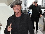 David Hasselhoff arrives at The Marker Hotel for the Gumball 3000, Dublin, Ireland - 30.04.16.\nFeaturing: David Hasselhoff\nWhere: Dublin, Ireland\nWhen: 30 Apr 2016\nCredit: WENN.com\n**Not available for publication in Ireland**