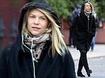 Mandatory Credit: Photo by Startraks Photo/REX/Shutterstock (5668698i) Claire Danes Claire Danes out and about, New York, America - 29 Apr 2016 Claire Danes on her Way to  Performance at the Public Theater