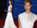 eURN: AD*204642692  Headline: White House Correspondent's Association Dinner, Washington, D.C, America - 30 Apr 2016 Caption: Mandatory Credit: Photo by REX/Shutterstock (5668844as) Karlie Kloss White House Correspondent's Association Dinner, Washington, D.C, America - 30 Apr 2016  Photographer: REX/Shutterstock  Loaded on 30/04/2016 at 23:41 Copyright: REX FEATURES Provider: REX/Shutterstock  Properties: RGB JPEG Image (30420K 1059K 28.7:1) 2704w x 3840h at 300 x 300 dpi  Routing: DM News : GeneralFeed (Miscellaneous) DM Showbiz : SHOWBIZ (Miscellaneous) DM Online : Online Previews (Miscellaneous), CMS Out (Miscellaneous)  Parking: