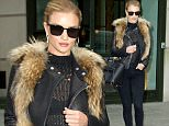 Mandatory Credit: Photo by Startraks Photo/REX/Shutterstock (5668672c)\nRosie Huntington-Whiteley\nRosie Huntington-Whiteley out and about, New York, America - 29 Apr 2016\nRosie Huntington-Whiteley leaves her Soho Hotel\n