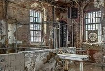 Abandoned Spaces / von Daily Mail