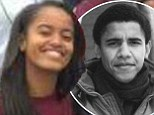 malia obama barackobama harvard story malia spotted in harvard shirt