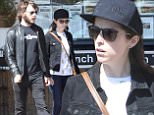 eURN: AD*204561944  Headline: **MUZZED** *EXCLUSIVE* Anna Kendrick makes rare appearance with boyfriend Ben Richardson Caption: *EXCLUSIVE* Sherman Oaks, CA - Actress, Anna Kendrick, makes a rare appearance with her boyfriend, Ben Richardson, at the FedEx Office store.  Anna's baseball cap read, 'Fuck Off', as she walked with her beau and appeared to be in an intense conversation. \nAKM-GSI     April 29, 2016\nTo License These Photos, Please Contact :\nSteve Ginsburg\n(310) 505-8447\n(323) 423-9397\nsteve@akmgsi.com\nsales@akmgsi.com\nor\nMaria Buda\n(917) 242-1505\nmbuda@akmgsi.com\nginsburgspalyinc@gmail.com Photographer: RMBI\n Loaded on 30/04/2016 at 02:54 Copyright:  Provider: AKM-GSI-XPOSURE  Properties: RGB JPEG Image (52488K 2960K 17.7:1) 3456w x 5184h at 72 x 72 dpi  Routing: DM News : News (EmailIn) DM Showbiz : SHOWBIZ (Miscellaneous) DM Online : Online Previews (Miscellaneous), CMS Out (Miscellaneous)  Parking: