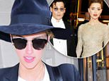 Amber Heard was spotted leaving Ralph Lauren after a Met Gala dress fitting on Sunday, May 1, 2016 in New York City, New York. She wore a black fedora and sunglasses as she headed out of the Madison Avenue store.\n\nPictured: Amber Heard\nRef: SPL1273322  010516  \nPicture by: 247PAPS.TV / Splash News\n\nSplash News and Pictures\nLos Angeles: 310-821-2666\nNew York: 212-619-2666\nLondon: 870-934-2666\nphotodesk@splashnews.com\n