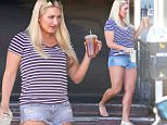 Picture Shows: Brooke Hogan  April 29, 2016\n \n Actress Brooke Hogan was seen out for lunch with friends in Los Angeles, California. Brooke was sued earlier this year for defamation over dog-fighting accusations. \n \n Exclusive All Rounder\n UK RIGHTS ONLY\n \n Pictures by : FameFlynet UK © 2016\n Tel : +44 (0)20 3551 5049\n Email : info@fameflynet.uk.com