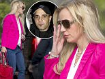 EXCLUSIVE: Britney Spears grabs a coffee before heading to her deposition.  Britney's former manager, Sam Lufti, is taking her to court for unpaid earnings. from 2007-2008 when the star is claimed to have entered a verbal agreement with Lufti. Britney wore a hot pink jacket and jeans.\n\nPictured: Britney Spears \nRef: SPL1273121  020516   EXCLUSIVE\nPicture by: Splash News\n\nSplash News and Pictures\nLos Angeles: 310-821-2666\nNew York: 212-619-2666\nLondon: 870-934-2666\nphotodesk@splashnews.com\n