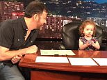 Jimmy Kimmel ?@jimmykimmel  4h4 hours ago I?ve been replaced. #TakeYourKidToWorkDay