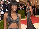 """NEW YORK, NY - MAY 02:  Naomi Campbell attends """"Manus x Machina: Fashion In An Age Of Technology"""" Costume Institute Gala at Metropolitan Museum of Art on May 2, 2016 in New York City.  (Photo by Kevin Mazur/WireImage)"""
