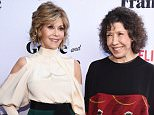 """LOS ANGELES, CA - MAY 01:  Actresses Jane Fonda (L) and Lily Tomlin arrive at the Netflix Original Series """"Grace & Frankie"""" Season 2 premiere at Harmony Gold on May 1, 2016 in Los Angeles, California.  (Photo by Amanda Edwards/WireImage)"""