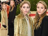 """NEW YORK, NY - MAY 02:  Ashley Olsen (L) and Mary-Kate Olsen attend the """"Manus x Machina: Fashion In An Age Of Technology"""" Costume Institute Gala at Metropolitan Museum of Art on May 2, 2016 in New York City.  (Photo by Larry Busacca/Getty Images)"""
