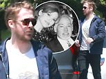 Picture Shows: Ryan Gosling  May 01, 2016\n \n 'Drive' actor Ryan Gosling was seen picking up his grandma in Glendale, California. Ryan was taking her to the hospital. \n \n Exclusive All Rounder\n UK RIGHTS ONLY\n Pictures by : FameFlynet UK © 2016\n Tel : +44 (0)20 3551 5049\n Email : info@fameflynet.uk.com